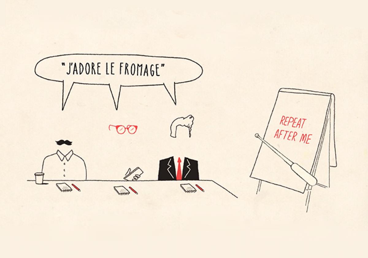 neue kulturen kennenlernen französisch